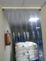 Cold Storage Curtains
