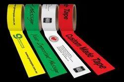 Multicolor Printed Packaging Tape, Packaging Type: Box