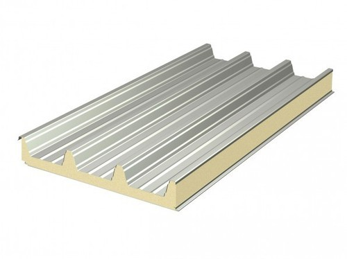 Roofing Puf Panels 30 Mm Thk At Rs 126 Square Feet Puf Insulated Panels Id 16139280448