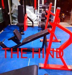 Incline Chest Bench Press