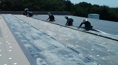 Commercial Roofing Work Manufacturer From Pune