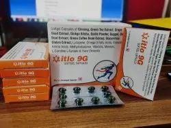 Vitlo -9g (Ginseng Green Extract Lycopene Cap)