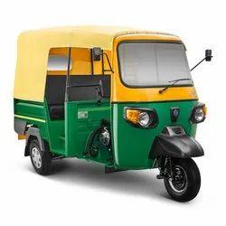 Piaggio Ape Auto DXL 3 Seater CNG Passenger Auto
