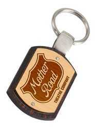 2016 Wooden Key Chain