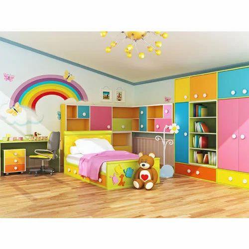 Baby Room Interior Designing Services In Delhi Doorbell Interio Enterprises Id 19040506962