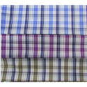 Polyester Cotton Check Fabric