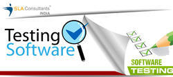 Software Testing Training Course - SLA Consultants India