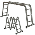Foldable Multi Purpose Ladder