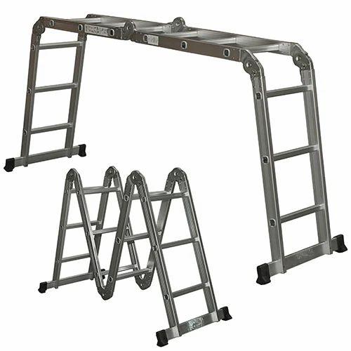 Industrial Aluminium Ladder - Warehouse Ladder Manufacturer from Delhi