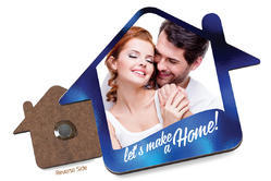 HBFM-1 Sublimatable Fridge Magnet