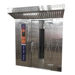 12 Tray Rotary Rack Oven