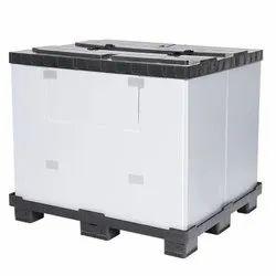 Plastic Pallet Sleeve Box