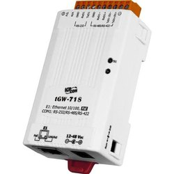 MODBUS to Ethernet