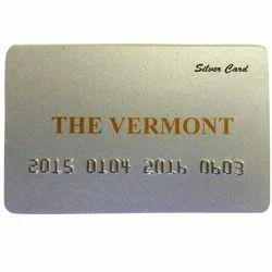 Membership Silver Cards