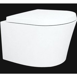1608 Size  530 x 360 x 340mm Wall Hung Toilets