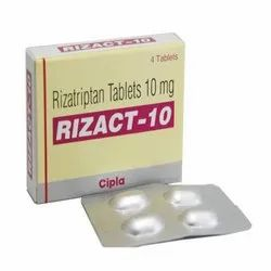 Rizact 10 Tablet.