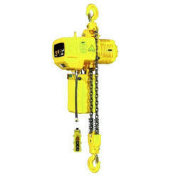 Integrated Push Hand Chain Hoist