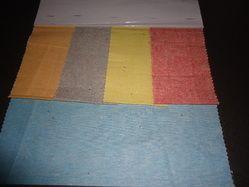 Plain Lenin Fabric, Width : 44 - 45 Inch