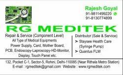 Rg Meditek - Service Provider of Medical Equipments