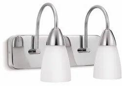 Philips 32033/11/66 12w Aquafit Wall Light (Chrome)
