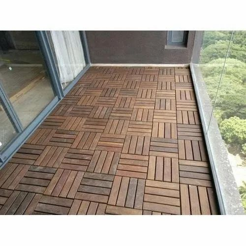 Exterior Deck Wood Flooring