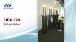 Essl Bollard HBX-220 (Hydraulic and Electric Motor Integrated)