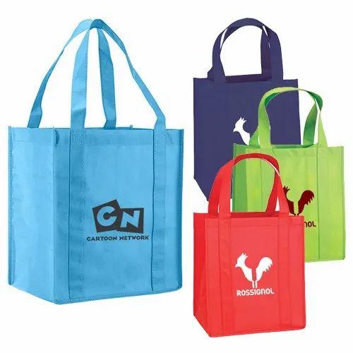 Cotton Promotional Bag Capacity 1kg