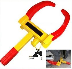 Anti Theft Car Wheel Tyre Lock Clamp