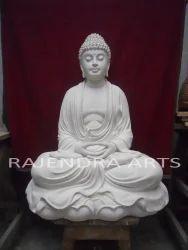 Fiber Buddha Statues