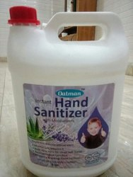 5 Litre Liquid Hand Sanitizer