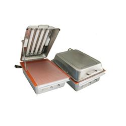 Automatic Single Phase EZ Series Liquid Stamp Making Equipment