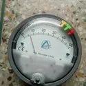 Aerosense Model ASGC-1000PA Differential Pressure Gauge Range 500-0-500 PA