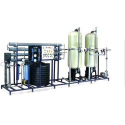 Industrial Reverse Osmosis Plant 2000 LPH with UV