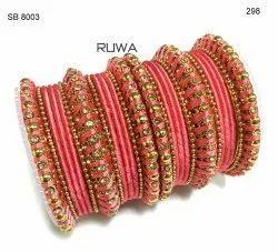 Ruwa Order Basis Silk Thread Bangles