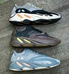 Hard Adidas Yezzy Shoes, Model Number: 700, Size: 41-45