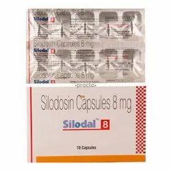 8 mg Silodosin Capsules