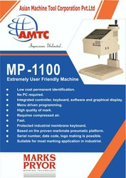 Serial Number Marking Machine