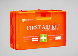 First Aid Box 2500 Medic Series