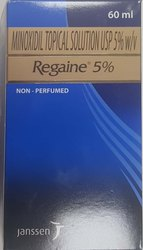 Minoxidil Regaine 5% Lotion 60 Ml