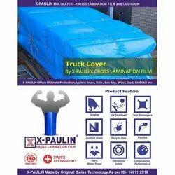 Truck Cover X-Paulin Cross Laminated Tarpaulin