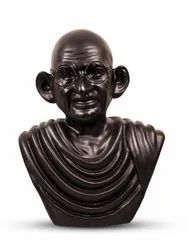 Mahatma Gandhi Statue- Metallic Color