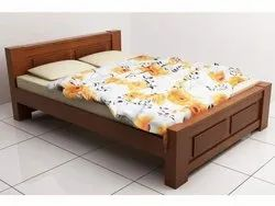 Wooden Double Cot