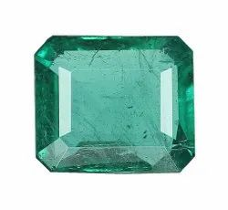Rich Green Emerald Gemstone