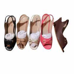 Elastic Casual Sandal