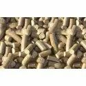 Agricultural Waste Pure Biomass Briquettes, Thickness: 90mm, For Boiler