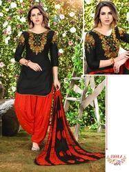 Fancy Designer Patiala Suits