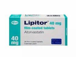 Atorvastatin Lipitor Vastatin Medicines
