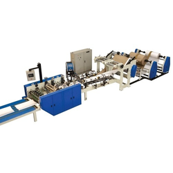 Tuber Machine with Paper Liner Insertion