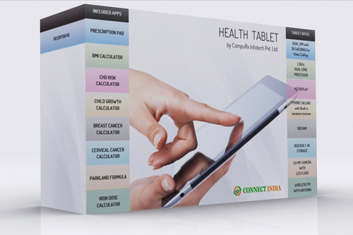 Health Tablet, Packaging Type: Box, Compurx Infotech Private
