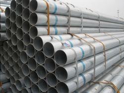 Galvanized Casing ERW Steel Pipe